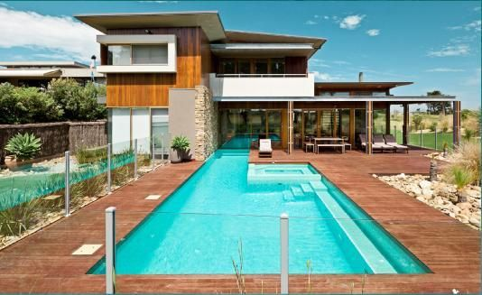 Pool Decking Design Ideas - Get Inspired by photos of Pool Decking Designs from Acquavita Pools and Spas - Australia | hipages.com.au