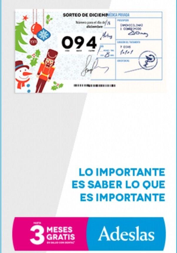 Adeslas N 1 En Seguros De Salud Asmc Seguros Oficina De Atencion Comercial Adeslas Gestion De Autorizaciones Informacion Y Co Enviar Mensaje Mensajes Y Sorteo