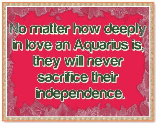 Aquarius Love Quotes- (3)