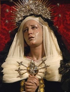 Sobre la fiesta de los Siete Dolores de María Santísima
