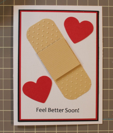 46 best cards - get well soon images on Pinterest Get well cards