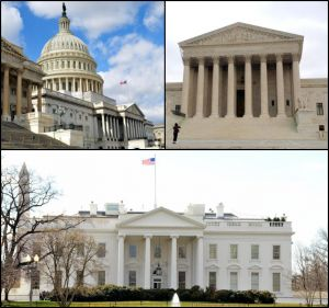 Student Tour Experiences All Three Branches of Government