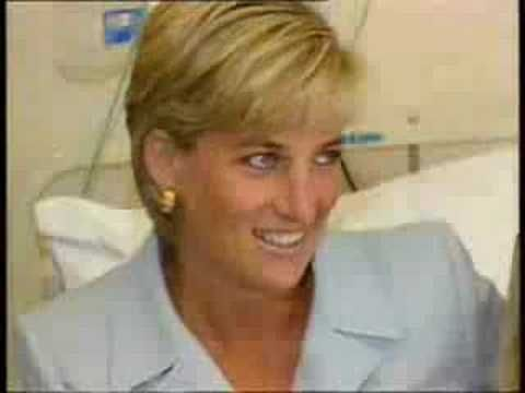 Princess Diana Tribute - Candle in the Wind ~ In remembrance of a great human spirit.