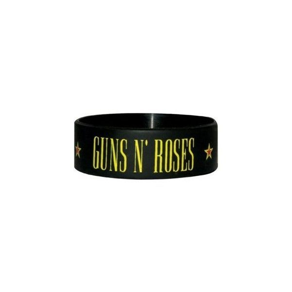 Best Bracelet 2017/ 2018 : Guns N' Roses (58)  liked on Polyvore featuring jewelry bracelets ac