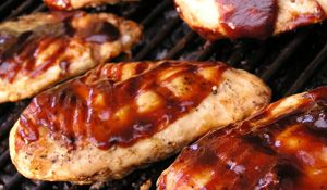 BBQ Sauce is a great grilling sauce perfect for grilled chicken, ribs ...