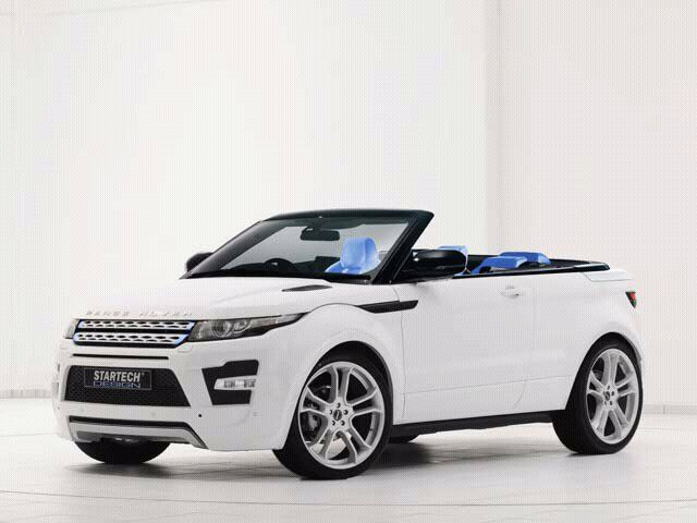 84 best range rover images on pinterest range rover range rovers range rover evoque cabrio by startech design on the heels of range rover announcing the first details about the evoque cabrio concept german fandeluxe Gallery