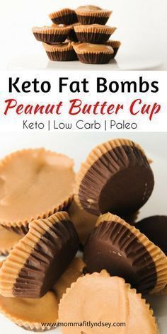easy keto fat bombs süße schokolade erdnussbutter für eine schnelle ketogene diät