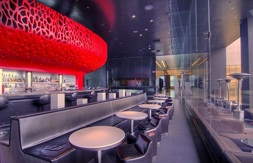 Mix Lounge & Bar-Las Vegas | CONCEPT DESIGN | Pinterest