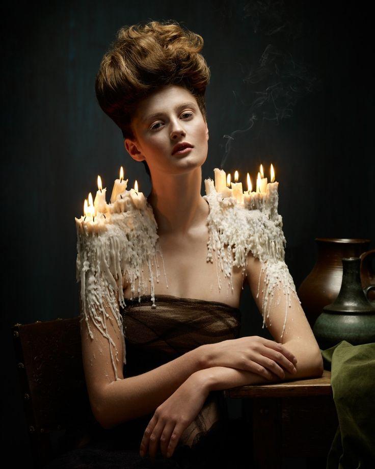 Helen Sobiralski - personagem total de vela