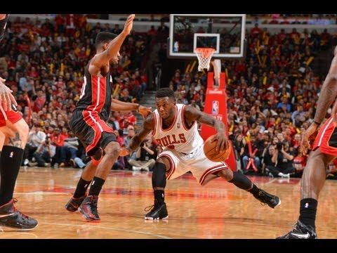 Top 10 Crossovers of the 2013 Playoffs - Check out the best ankle breaker and sick handle displays as we count down the top 10 crossovers of the calendar year!