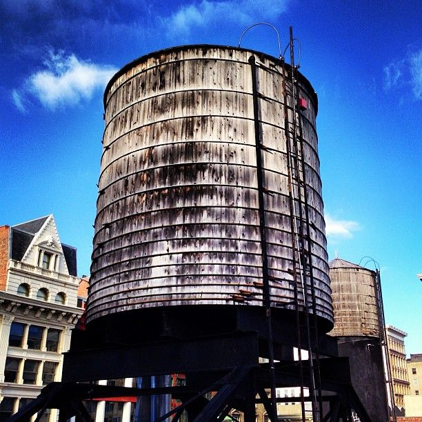 17 Best Images About Wooden Water Tanks On Pinterest Nyc