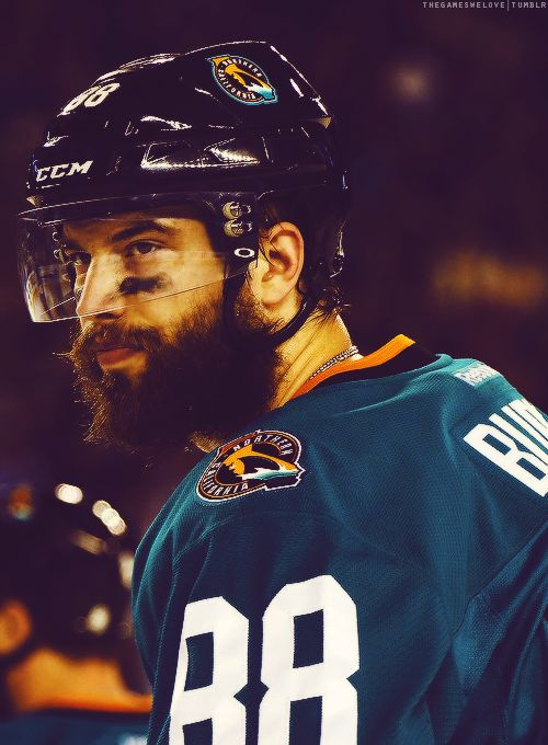 Brent Burns is among the best Defenseman in the NHL