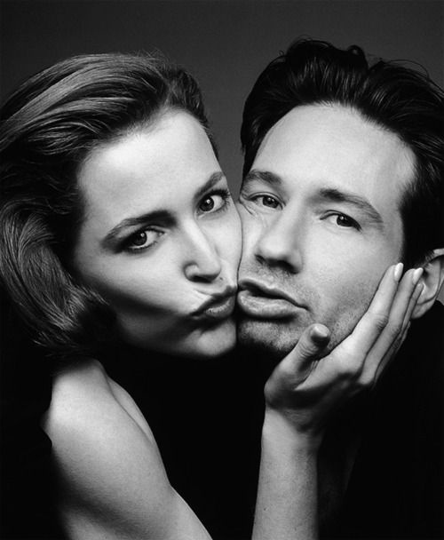 After watching the X Files all day today, these two are the best ever.  Just saying no characters will ever match up to be like Dana Scully and Fox Mulder.  Come on 20th Century lets have a GREEN LIGHT pleasseeee!