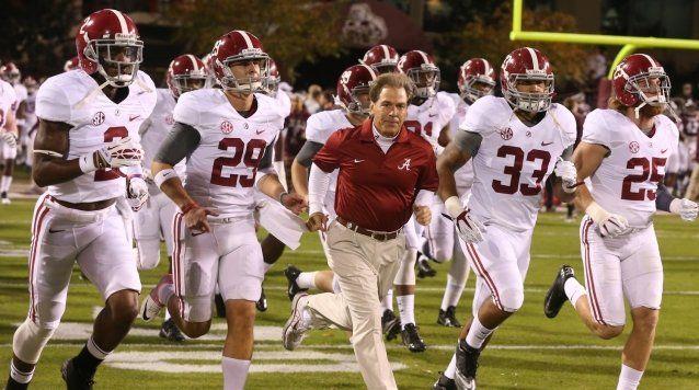 Alabama Finalizes 2014 Football Schedule - ROLLTIDE.COM - University of Alabama Official Athletic Site