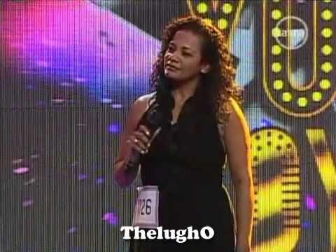 Yo Soy EVA AYLLON Soprenden al Jurado de YO SOY [16-08-12] CASTING Tercera Temporada - YouTube