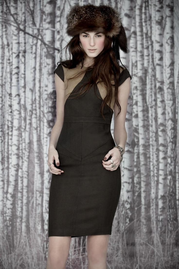 Eve Gravel Dress April  www.evegravel.com