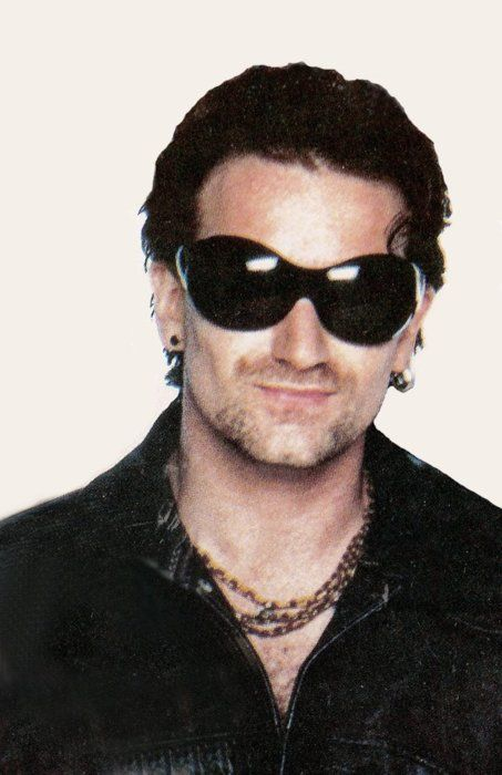 Bono as The Fly | U2 | Pinterest