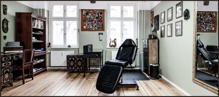 Berlin Ink Tattooing - Professionelles Tattoostudio in Berlin-Mitte