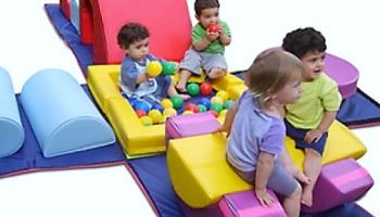 THE GYMBOX HELPS TO DEVELOP MOTOR SKILLS