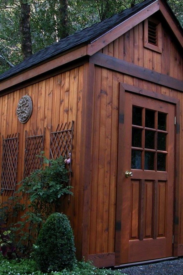 Awesome Potting Shed repurposed ideas for your garden project Garden - Potting Shed Designs