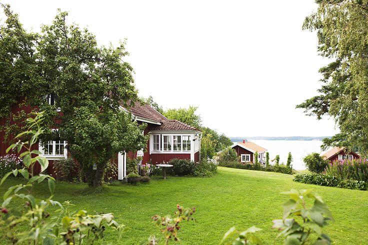 Bukowskis Real Estate: Stor skärgårdsfastighet i Sankt Anna skärgård