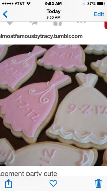 Guests cookies