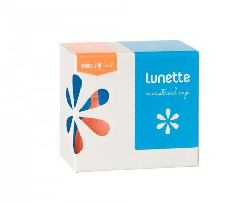 Lunette Cup Coral - Lunette