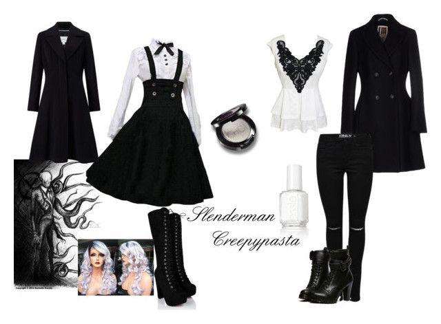 slendermancreepypasta creepypasta inspired outfits etc