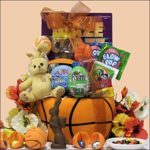 76 best gift ideas images on pinterest gift basket ideas theme egg streme basketball easter gift basket for boys ages 6 to 9 years negle Gallery
