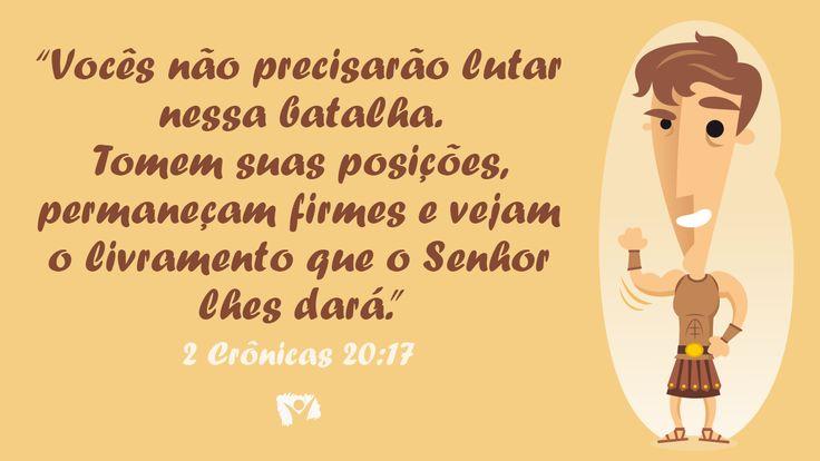 Resultado de imagem para 2 Cronicas  20:17