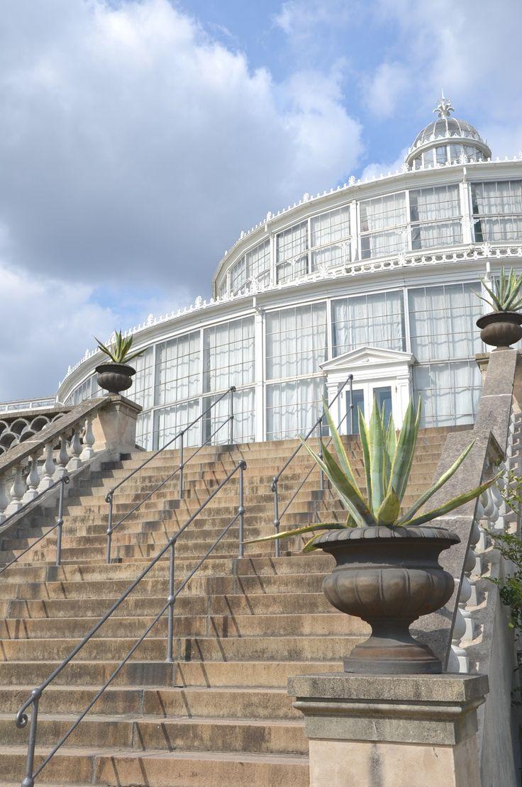 Le jardin botanique de Copenhague