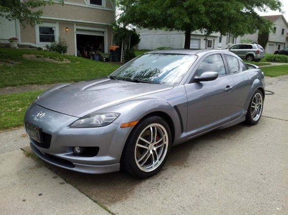 2004 mazda rx8 blacked out. check out this 2004 mazda rx8 on autotradercom 8750 rx8 blacked