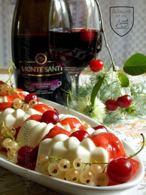Gotowanie jest łatwe: Monte Santi  - wino do deserów