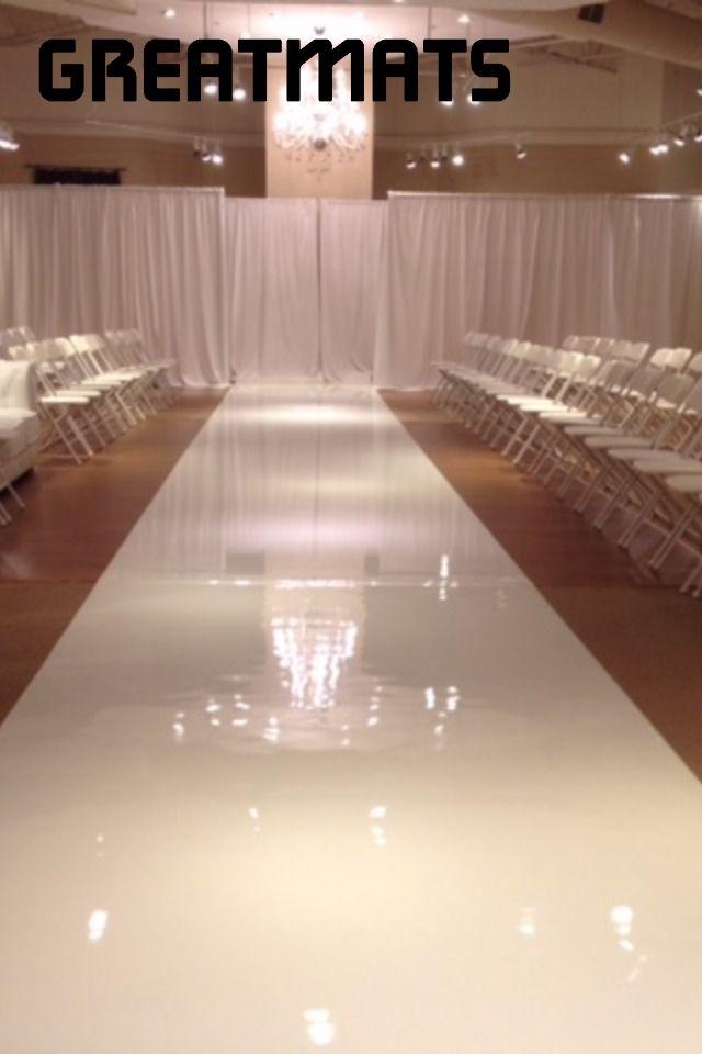 Event High Gloss Show Runway Flooring Dance Floor Vinyl Flooring Vinyl Sheet Flooring