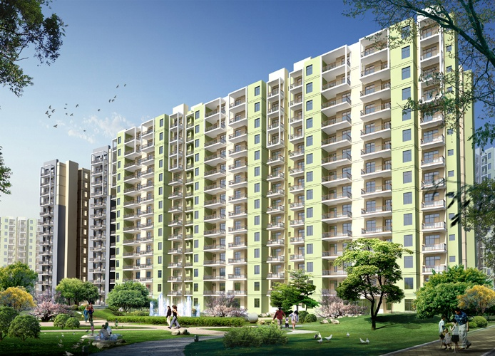 Aster Court - A 29 acre group housing located at Sec 85, New Gurgaon.