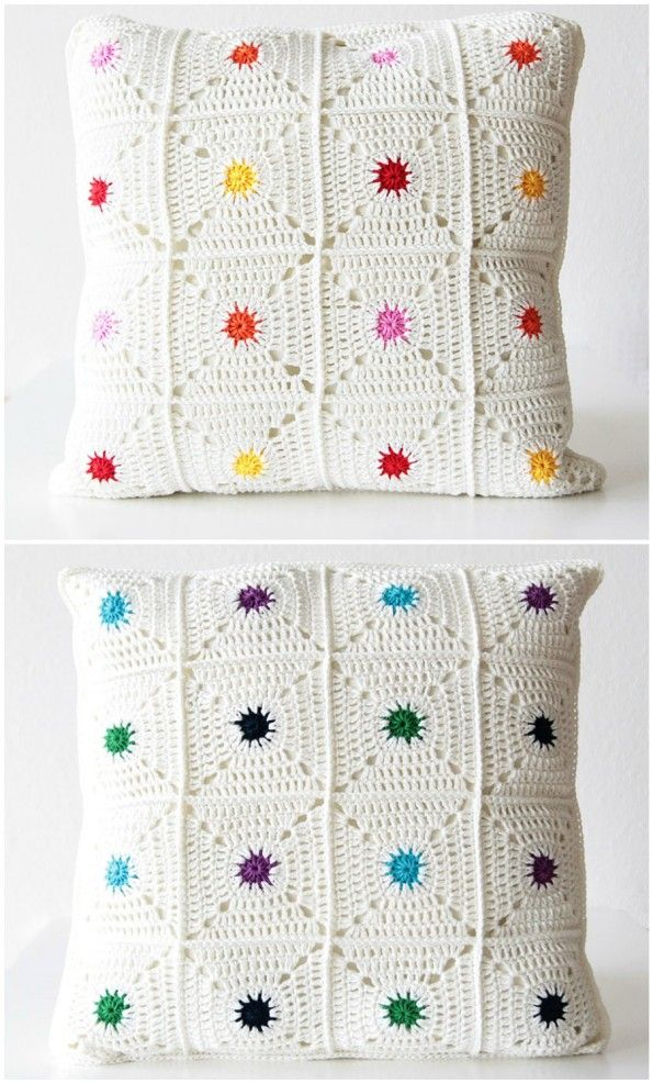 260 best Pillow Patterns & Ideas images on Pinterest | Crochet ...