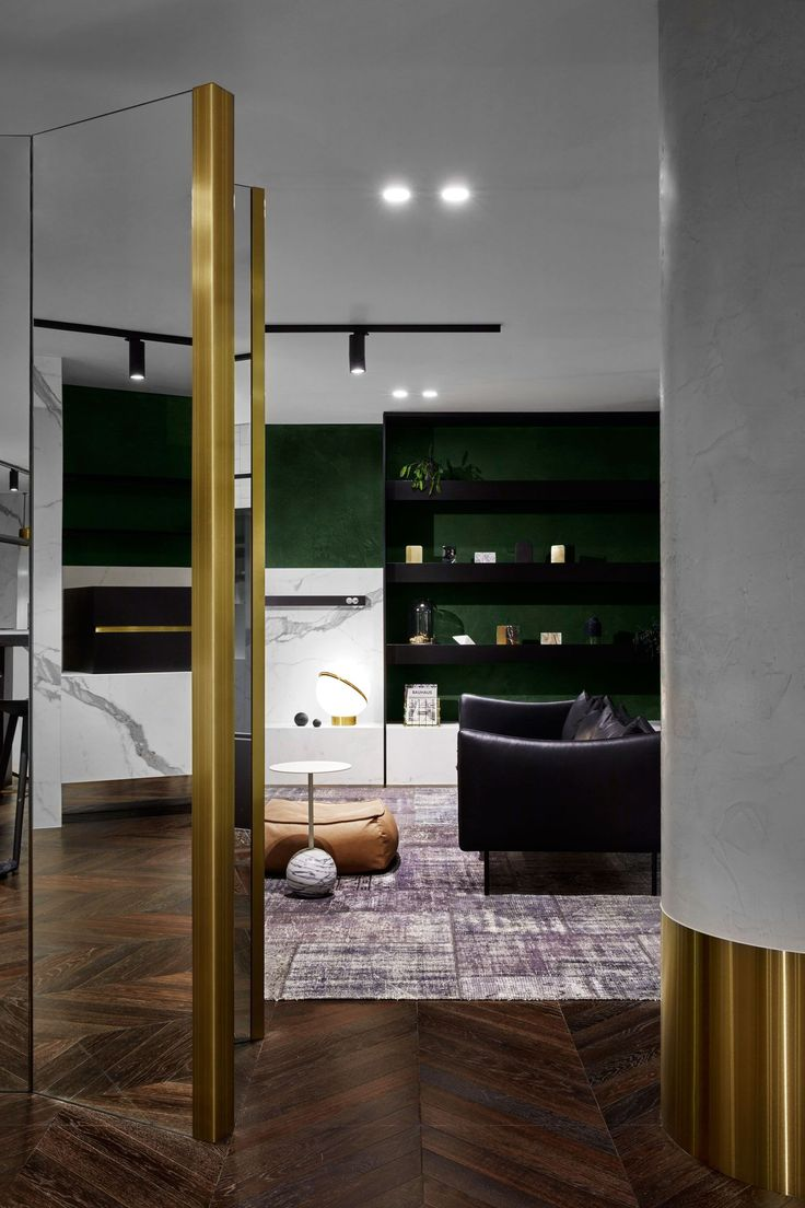 Zephyr 'End-of-Trip' Luxury Lounge in Sydney by The Stella Collective.