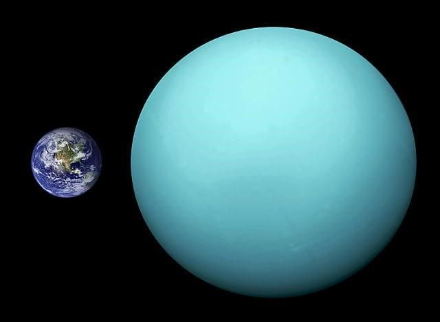 Confira alguns fatos e curiosidades sobre o planeta Urano - Mega Curioso