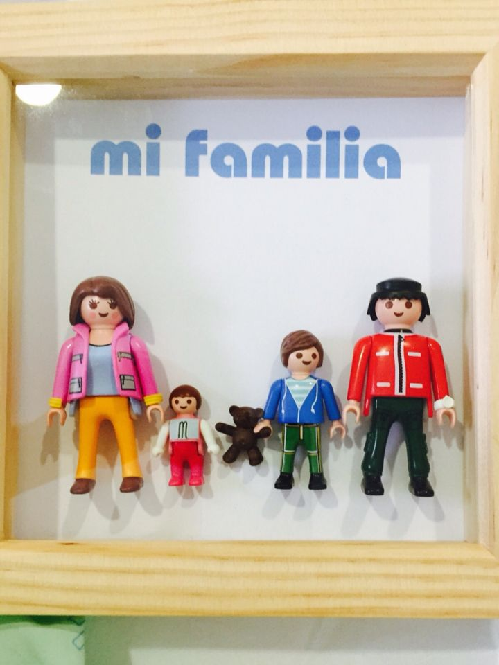 279 best images about playmobil on pinterest leia star for Manualidades en familia