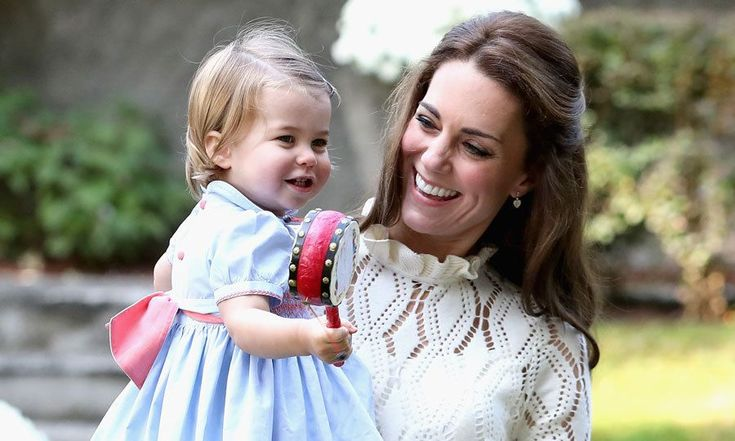 Princess Charlotte might have a future at the 2032 Olympic Games.  Kate Middleton  revealed on Tuesday evening during a reception for Team GB and Paralympic medalists  that her 17-month-old daughter has taken an interest in an Olympic sport — equestrianism.  While conversing at Buckingham Palace with