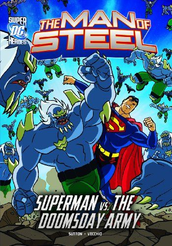 The Man of Steel:Superman vs. the Doomsday Army @ niftywarehouse.com #NiftyWarehouse #Superman #DC #Comics #ComicBooks