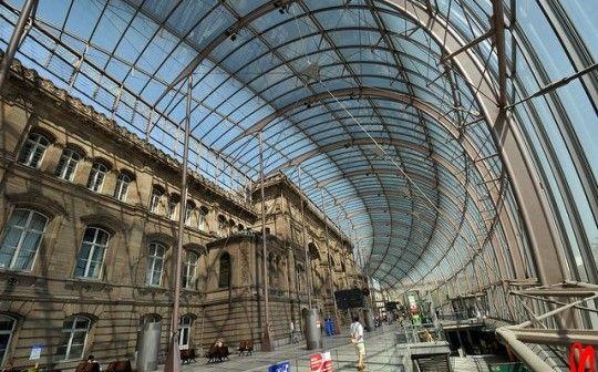 Gare de Strasbourg, Estrasburgo, França