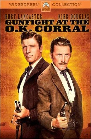 Gunfight at the O.K. Corral / HU DVD 7576 / http://catalog.wrlc.org/cgi-bin/Pwebrecon.cgi?BBID=8226126