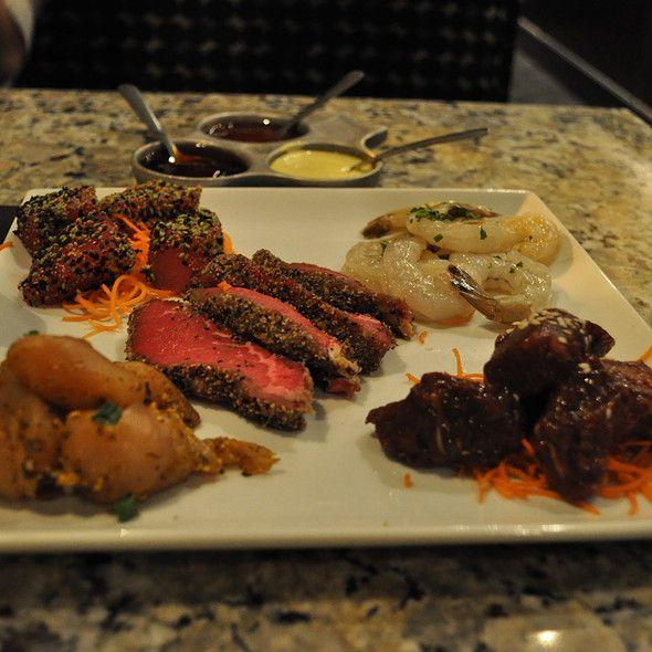 Fondue Dippers @ The Melting Pot - A Fondue Restaurant