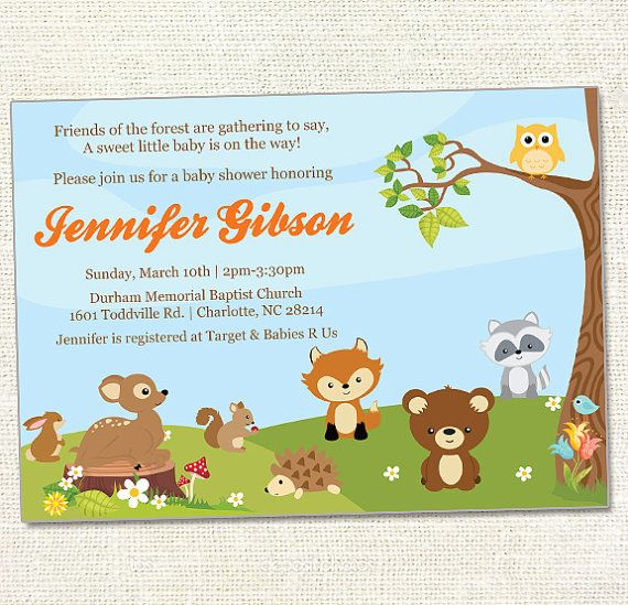 42 Best Baby Shower Invitations Images On Pinterest Baby Shower