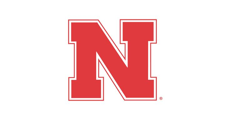 Nebraska Huskers College Wedding Band - University of Nebraska Cornhuskers Jewelry