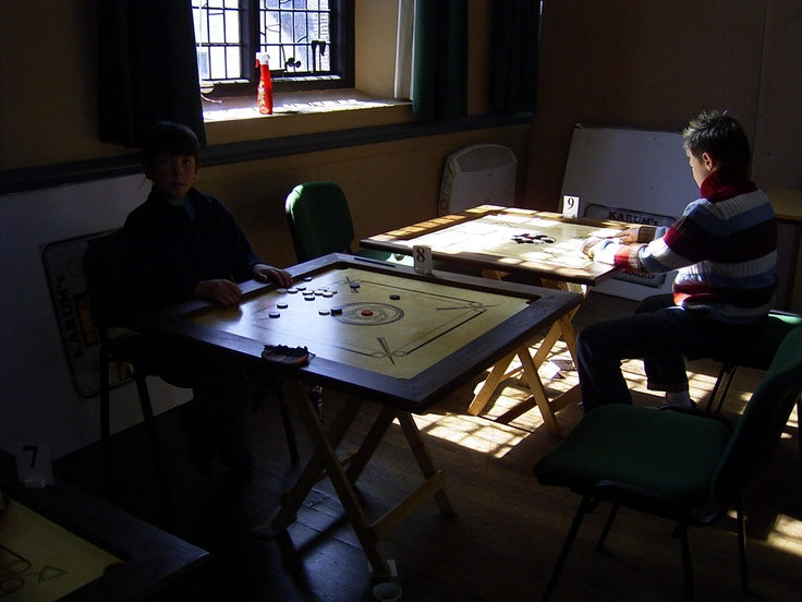 Carrom - Business Networking that's Novel and Fun ! by Dr JOY Madden