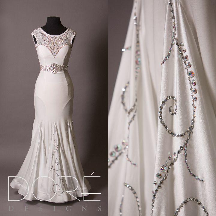 300 best Ballroom dresses images on Pinterest   Arabesque, Beaded ...