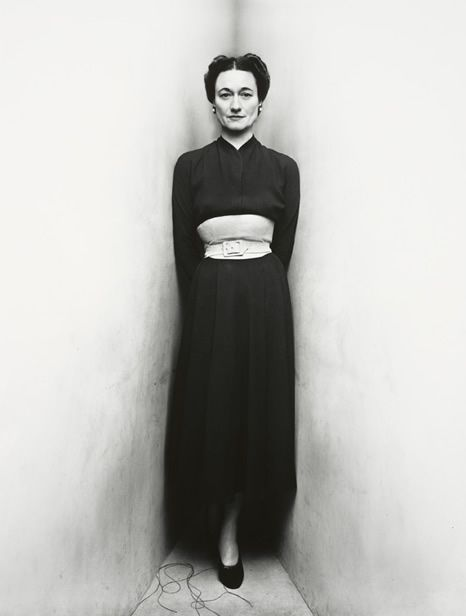 The Duchess of Windsor by Irving Penn