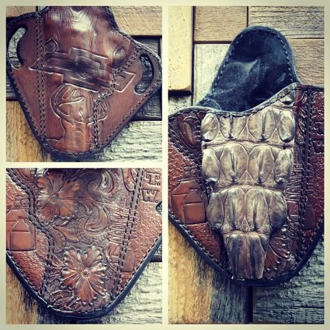 Custom Wallets and Custom Holsters
